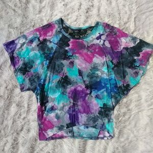 4 for $20 Watercolor Blouse